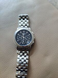 Longines mens watch automatic used FLAGSHIP