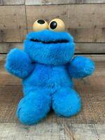 "Hasbro Softies Sesame Street Cookie Monster 10"" Plush Toy"