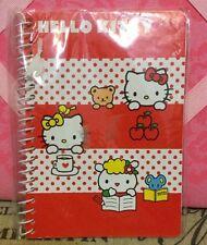 A Very Cute Sanrio 1976, 2008 Hello Kitty Spiral Notebook