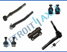 New 8pc Tie rods Ball Joint Kit for Ford F-250 F-350 Super Duty - 4Wd 4x4