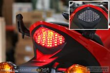 2013-2015 Honda CBR500R CB500F CB500X SEQUENTIAL Signal LED Tail Light Smoke
