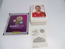 2012 PANINI EURO UEFA Poland Ukraine WINNER PICK ANY 20 Stickers From Huge LIST