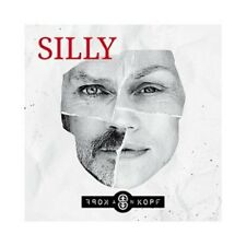 SILLY - KOPF AN KOPF  CD  15 TRACKS DEUTSCH-ROCK & POP  NEU