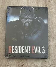 SteelBook for Resident Evil 3