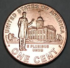 United States 1 Lincoln Cent 2009 D Professional Life BU USA Penny UNC KM# 443