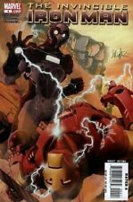 Invincible Iron Man (Vol 1) #   4 Near Mint (NM) CoverB Marvel Comics MODERN AGE