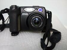 Nikon COOLPIX 5400 5.1MP Digital Camera - Black