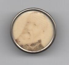 1889 Celluloid Screwback Political Button of Benjamin Harrison