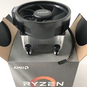 AMD RYZEN 5 3600 CPU HEATSINK AND COOLER FAN