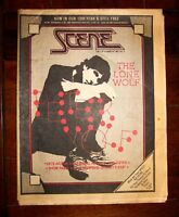 Cleveland Scene Magazine 1984 Peter Wolf Let's Active No Small Affair Jon Cryer