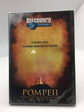 Discovery Channel Presents: Pompeii The Last Day (2007 DVD) NEW