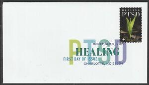 US B7 Healing PTSD DCP FDC 2019