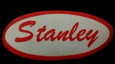 Stanley Vintage 1960s Cursive Name Patch Uniform Shirt Iron On Rare Vhtf Bronx
