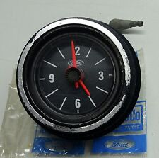MK1 MK2 CAPRI RS GT ESCORT CORTINA GRANADA TAUNUS GENUINE FORD USED CLOCK ASSY