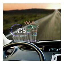 A8 Hud A8 Car Hud Head Up Display Obdii Speed Warning Projector