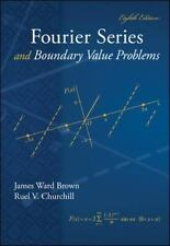 Fourier Series and Boundary Value Problems 8th Int'l Edition