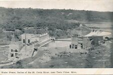 TWIN CITIES MN – Dalles of the St. Croix River Water Power