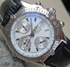 ★Wow★ Revision Breitling Automatik Chronograph Chrono Chronomat Herren Uhr Luxus