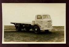 Somerset Bath STON EASTON A E Watts truck close up RP PPC