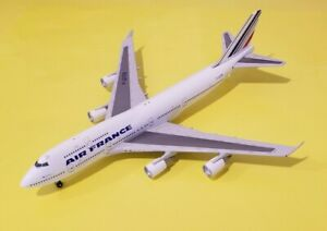 Gemini Jets 1:400 Air France 747-400 F-GITB
