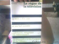 Jean - Guy Moreau pour Le regne de la television