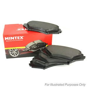 Citroen Xsara Picasso N68 2.0 16V 57.4mm Tall Genuine Mintex Front Brake Pads