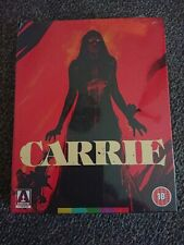 Carrie — Arrow Video Limited Edition Blu-ray Box Set — Mint, Sealed, OOP title