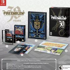 Fire Emblem 30th Anniversary Edition Shadow Dragon Nintendo Switch Presale
