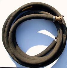 Gummischlauch Trinkwasserschlauch Saugschlauc 1 Zoll 5 m mit Geka-System