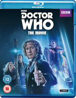 Doctor Who: The Movie Blu-Ray (2016) Paul McGann, Sax (DIR) cert 12 2 discs