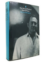 Michael Billington THE LIFE AND WORK OF HAROLD PINTER  1st Edition 1st Printing