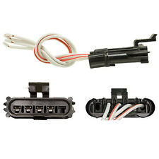 Diesel Glow Plug Relay Connector fits 1984-1988 Pontiac Acadian Grand Prix T1000