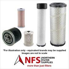 Hitachi ZX30, ZX35 Filter Service Kit Air, Oil, Fuel Filters
