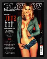 Playboy 06/2017 Juni  Nina Bott, Isabella Schulz, Lucia Silva