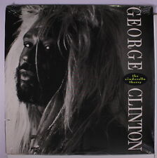 GEORGE CLINTON: The Cinderella Theory LP Sealed (co) Soul