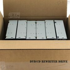 Lot of 6 DVD Burner for Desktop,DVD/CD Rewriter Drive DifferentBrand:LG/SONY/HP