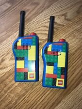 Lego Walkie Talkie Two-Way Radio Working Set