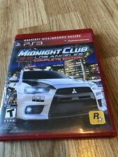 Midnight Club: Los Angeles -- Complete Edition PS3 VC4