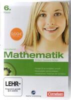 Cornelsen - Lernvitamin Mathematik 6. Klasse - Einfach bessere Noten  - PC Softw