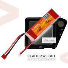 3S 11.1V 2200mAh LiPo Batterie Akku Accu 25C Deans Plug fürRC Hobby Rubschrauber