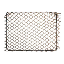 Framed Storage Net- TAN DIAMOND 12 x 16 netting RV Boat Trailer Bigfoot RV 12x16