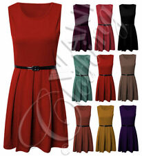 Unbranded Polyester Plus Size Short/Mini Skirts for Women