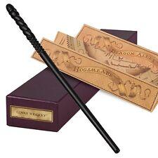 Wizarding World Harry Potter Ollivanders Ginny Weasley Interactive Wand
