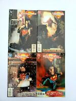 Superman Comic 4 Issue Lot Lost Hearts Part 1 2 3 4 I-IV DC #189 #133 #611 #798