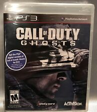 Call of Duty Ghosts Sony Playstation 3 Brand New Sealed PS 3 Fight To Survive