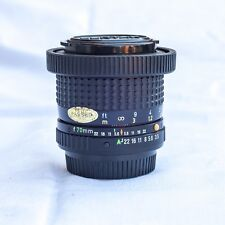 Compact SMC Pentax-A35-70mm F3.5-4.5 Manual Focus Zoom Lens