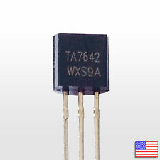 5x 5pcs TA7642 Single Chip AM Radio IC 7642 TO-92 - US Seller - Fast Shipping
