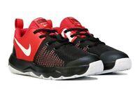 NEW Nike Kids Team Hustle Quick Sneakers Red/Black 922680 002 Sneakers Size 6.5Y