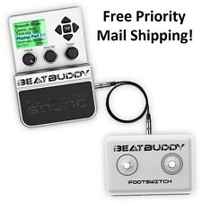 New Singular Sound Beat Buddy w/ Foot Switch!