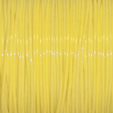 50 Yards (45M) spool bébé jaune s'getti rexlace plastique laçage crafts cyberlox
